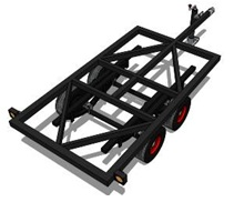 Travel Trailer Frame