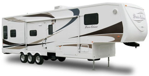 Fifth Wheels RV
